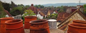chimney pot views