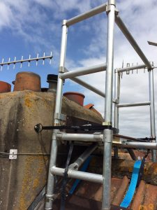 cheaper chimney platforms supplied
