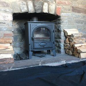 stoves reblacked and refurbished
