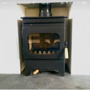 large stove fitting