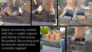 preventing chimney damp