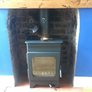 Stove Refurbishment